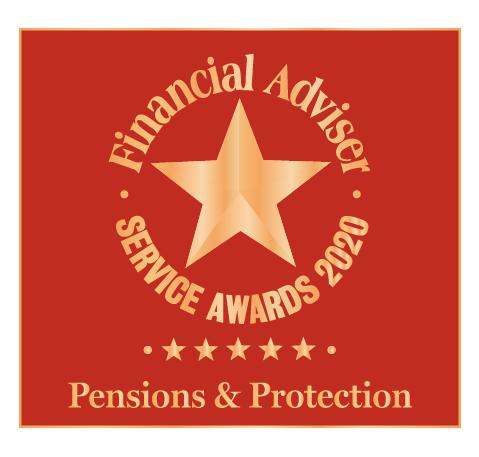 Financial Adviser Service Awards